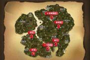 绝地求生全军出击全新地图上线:绝地求生萨诺丛林地图详情[多图]