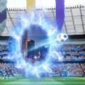 空中画个圈穿越足球赛场AR游戏在线玩