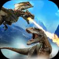 龙与恐龙猎人Dragon vs Dinosaur Hunte