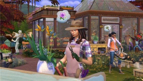 模拟人生4海岛生活免费游戏中文畅玩版图片3