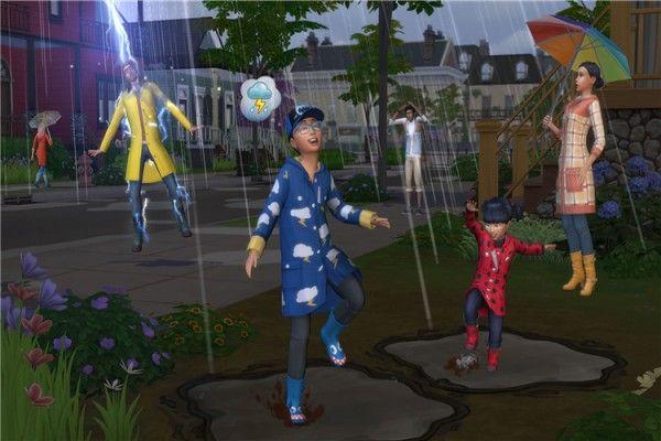 模拟人生4海岛生活免费游戏中文畅玩版图片1