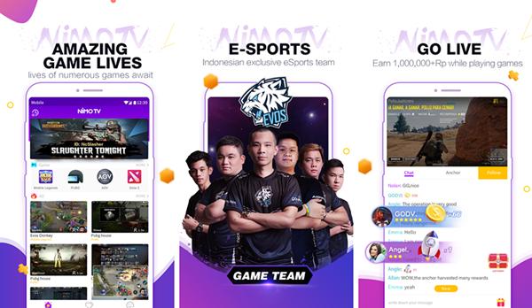 NIMOTV与腾讯游戏达成战略合作 全面展开海外游戏与游戏直播服务[多图]