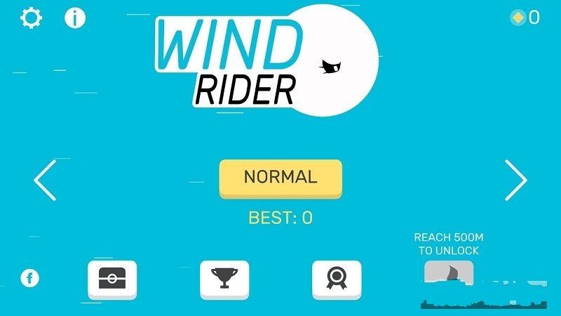 Wind Rider手机游戏最新版下载图4:
