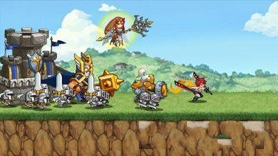 废材勇士手机游戏最新版下载图3: