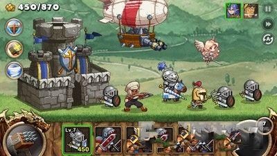 废材勇士手机游戏最新版下载图2: