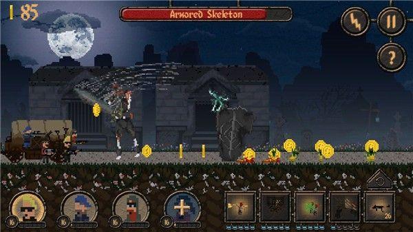 被诅咒的硬币手机游戏最新正版下载图2: