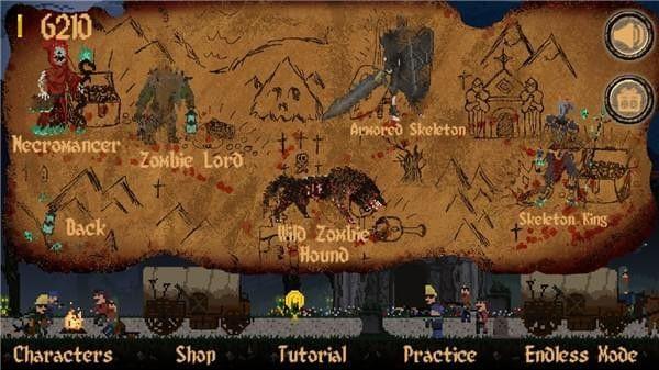 被诅咒的硬币手机游戏最新正版下载图3: