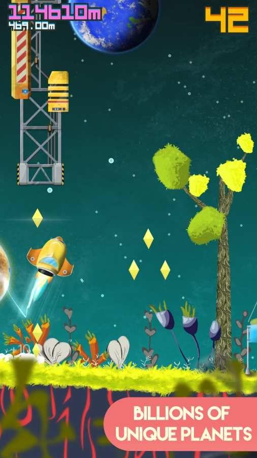 宇宙42无尽的空间之旅手机游戏安卓最新版下载图2: