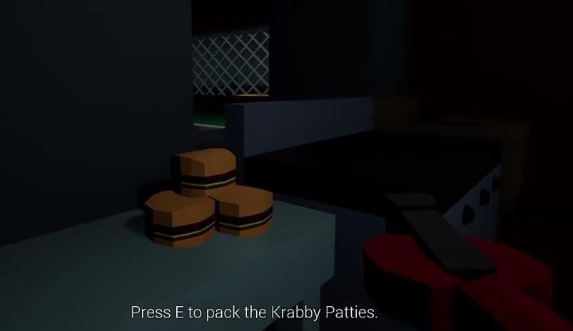 蟹堡王的地下室手机版图2