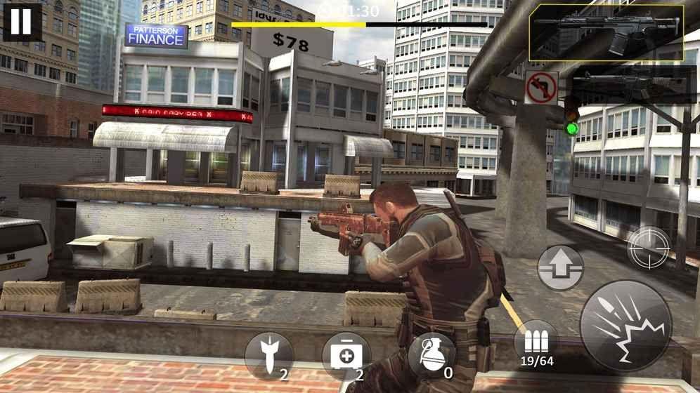 目标反击镜头中文游戏图3