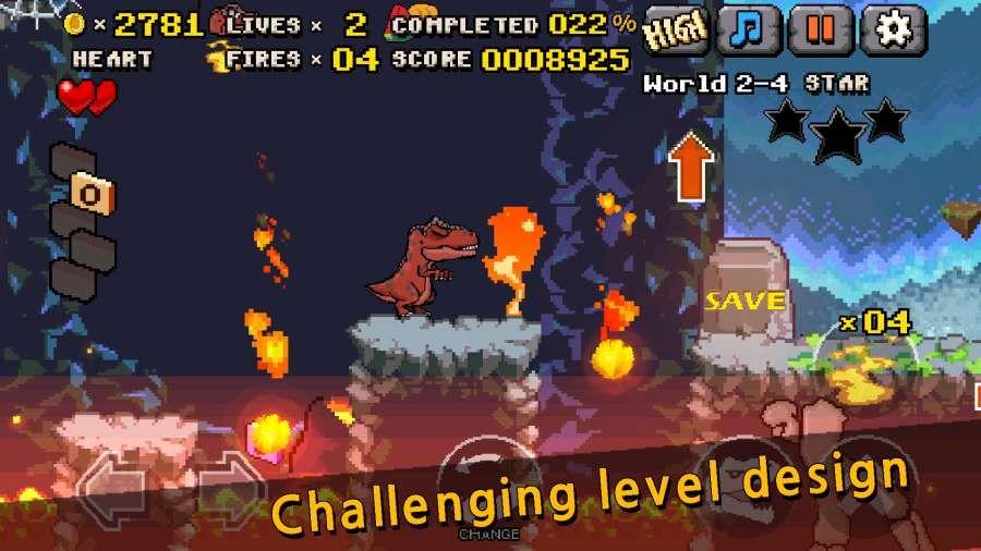 恐龙大陆冒险安卓官方版游戏(DinoLand Adventure)图3: