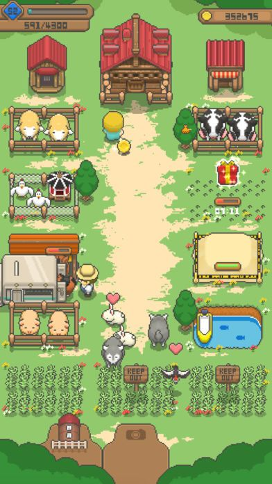 Tiny Pixel Farm内购修改版图2