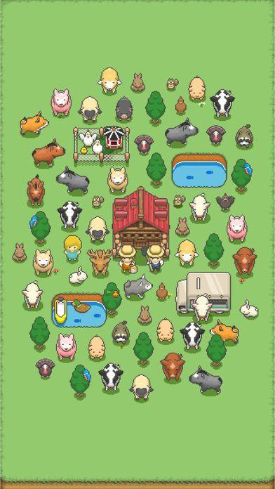 Tiny Pixel Farm内购修改版图4