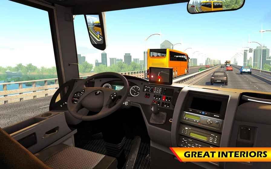 欧洲客车2018年驾驶城市公路我们手机游戏最新安卓版下载地址图2: