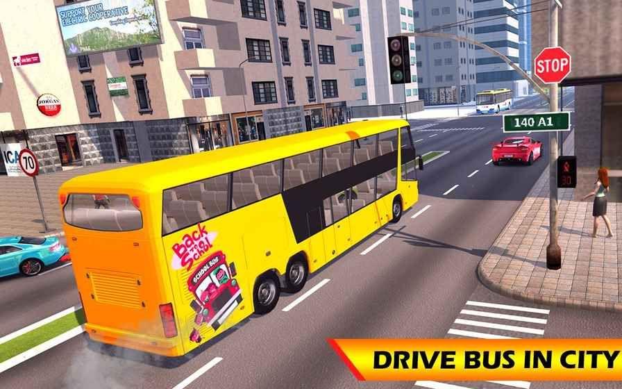 欧洲客车2018年驾驶城市公路我们手机游戏最新安卓版下载地址图3: