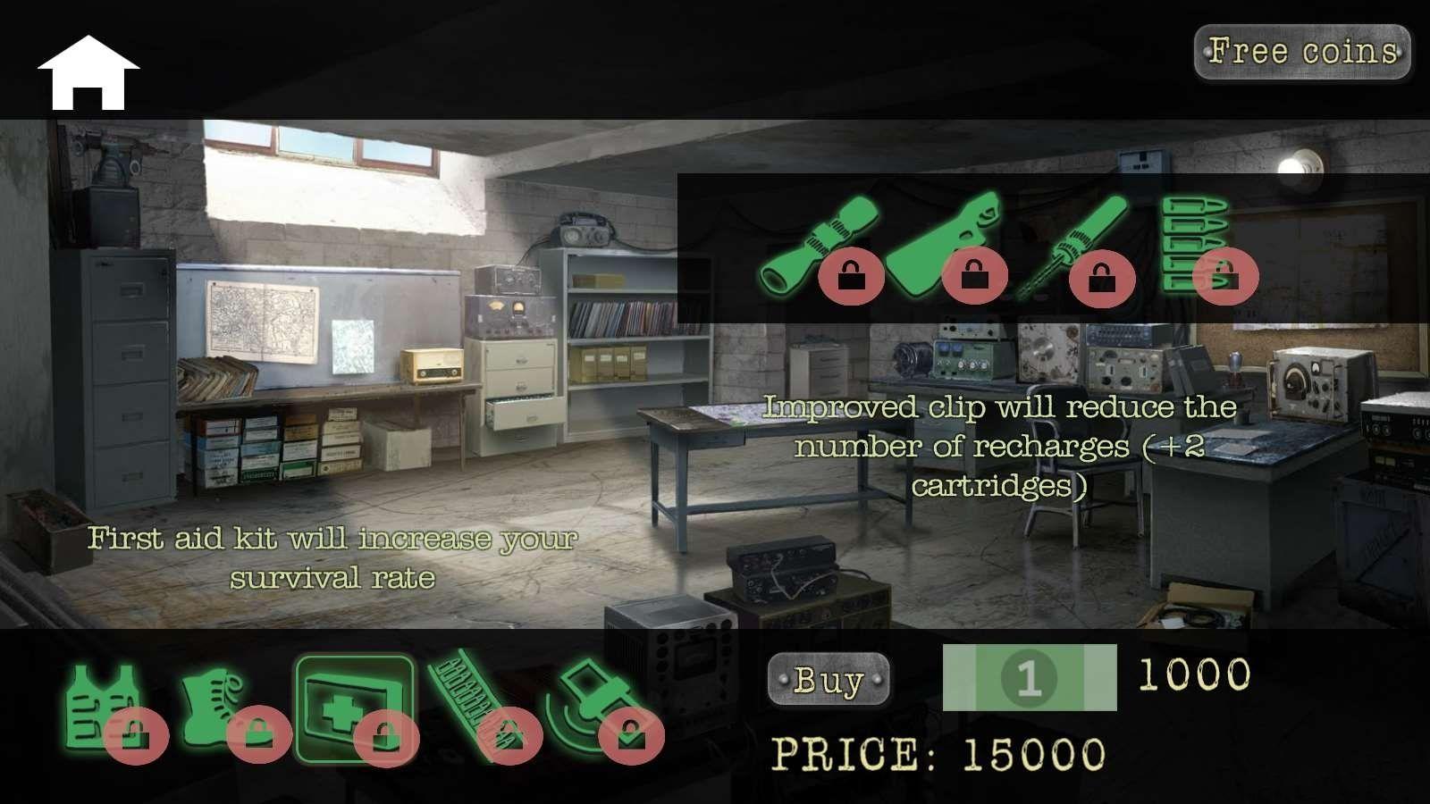 战场幸存者安卓官方版游戏下载图3:
