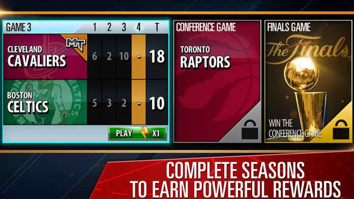 NBA 2K Mobile Basketball手游官方版下安卓版apk数据包图2: