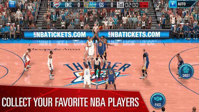NBA 2K Mobile Basketball安卓版数据包下载,NBA 2K Mobile