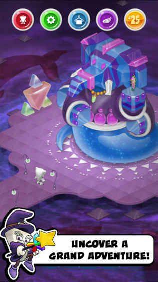 Trism II汉化修改中文版游戏下载图1: