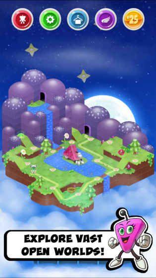 Trism II汉化修改中文版游戏下载图3: