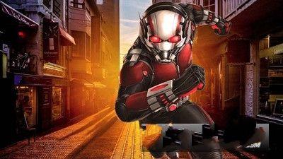 超级英雄救援蚁人与黄蜂女官方最新版游戏下载图1: