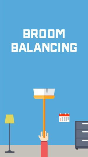 扫帚平衡模拟器手机游戏安卓版图4: