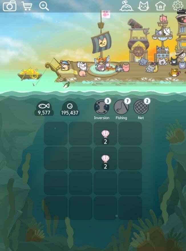 2048猫岛手机游戏最新版下载图5: