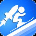 火箭滑雪比赛安卓官方版下载(Rocket Ski Racing) v1.0