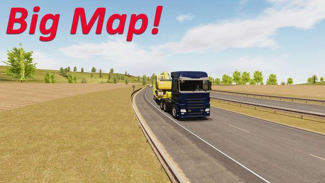重型卡车模拟器无限金钱所有车解锁版修改游戏下载图片4