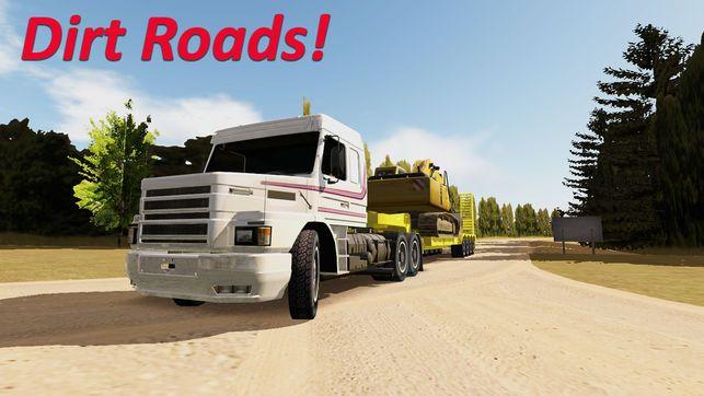 重型卡车模拟器无限金钱所有车解锁版修改游戏下载图片1