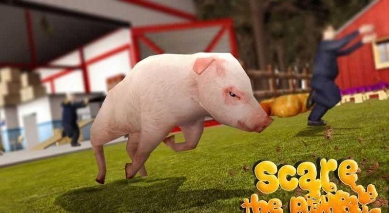 小猪模拟器2中文游戏手机版(the pig simulator2)图4: