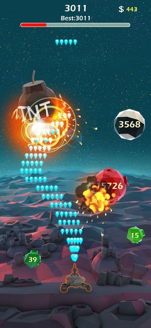 空间大爆炸手机游戏官方版下载(Space Big Bang)图2: