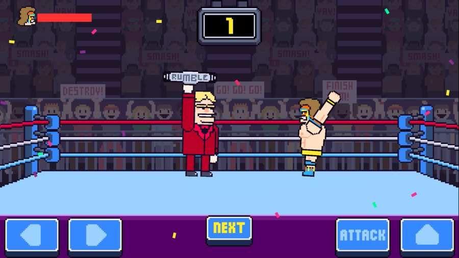 狂野摔跤手机游戏最新版下载地址图3: