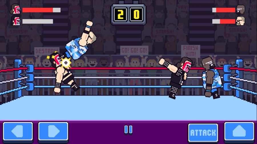 狂野摔跤手机游戏最新版下载地址图5: