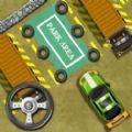 停车场找车位游戏