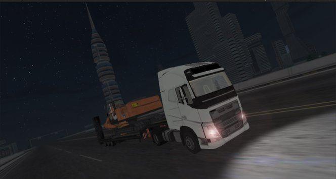卡车模拟器城市无限金币内购修改版图2:
