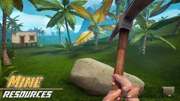 生存岛屿海洋探险官方中文汉化版游戏下载图5: