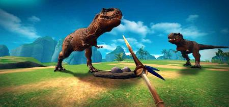侏罗纪生存游戏合集