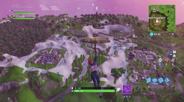 堡垒之夜手游要出沙漠地图了?是故障还是意外泄露?[多图]
