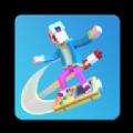 滑板障碍赛游戏
