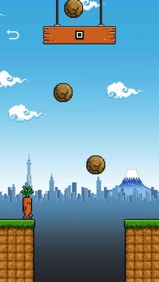 萝卜跳手机游戏汉化版下载图2: