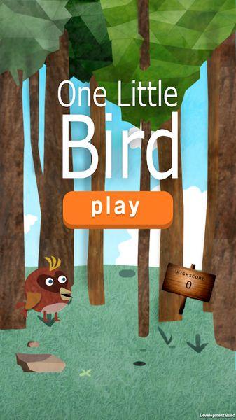 一只小鸟手机游戏中文版下载图1: