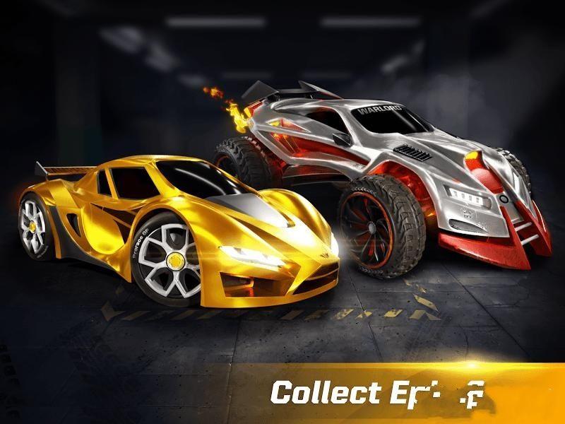 无畏战车无限金币中文修改版(Fearless Wheels)图2: