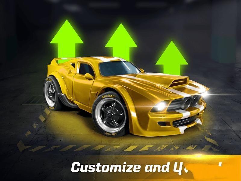 无畏战车无限金币中文修改版(Fearless Wheels)图3: