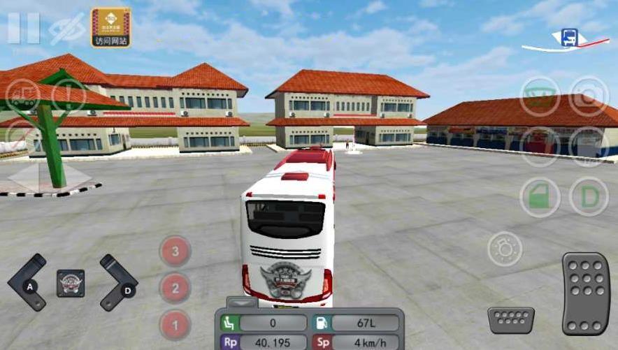 印尼巴士模拟器全皮肤解锁修改中文版图3: