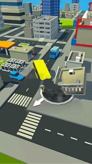 超级黑洞大作战Supereatio安卓版游戏官方正版下载地址图2: