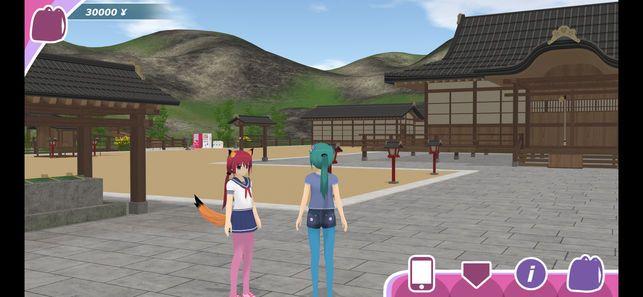 都市少女3D游戏中文版安卓下载图3: