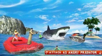 巨齿鲨袭击安卓版图3