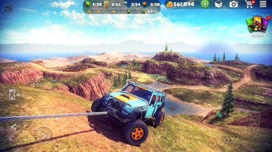 脱离道路游戏评测:开放世界模拟驾驶[多图]图片1