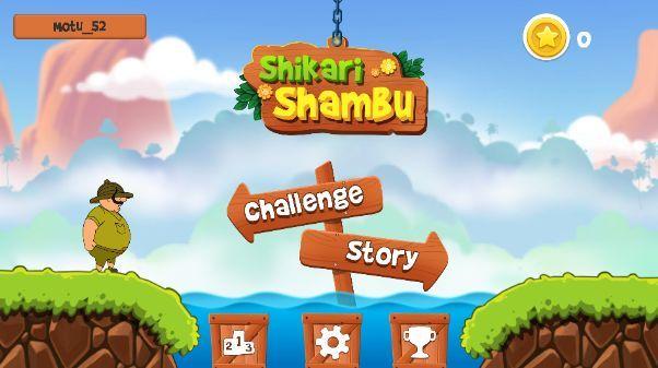 猎人沙布手机游戏安卓版(Shikari Shambu)图1: